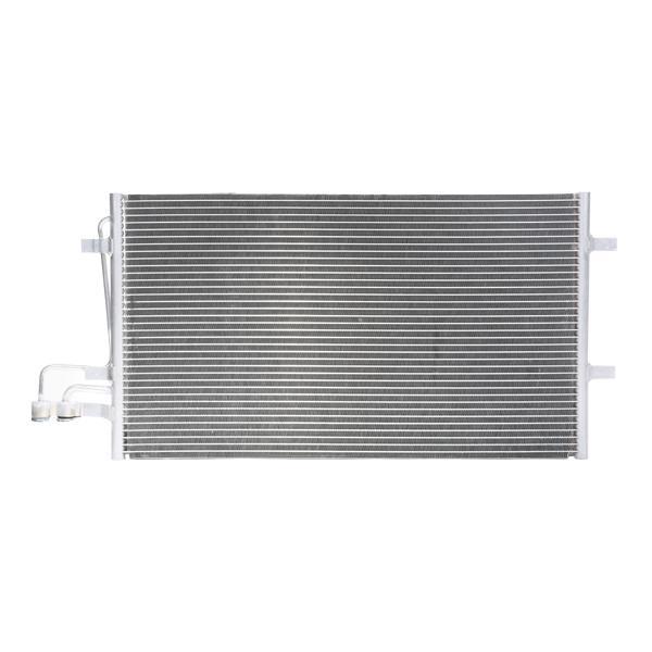 RIDEX  448C0014 Kondensator, Klimaanlage Netzmaße: 670 x 381 x 16 mm