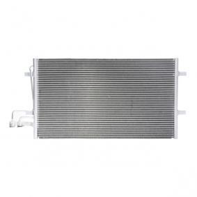 Kondensator, Klimaanlage Netzmaße: 670 x 381 x 16 mm mit OEM-Nummer 3M5H-19710-CA