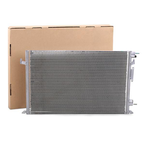 RIDEX Klimakondensator 448C0020 Kondensator,Klimakühler OPEL,FIAT,SAAB,VECTRA C Caravan,SIGNUM,VECTRA C,VECTRA C GTS,CROMA 194,9-3 YS3F,9-3 Kombi YS3F