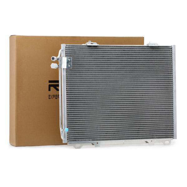 RIDEX Klimakondensator 448C0037 Kondensator,Klimakühler MERCEDES-BENZ,E-CLASS W210,E-CLASS Kombi S210