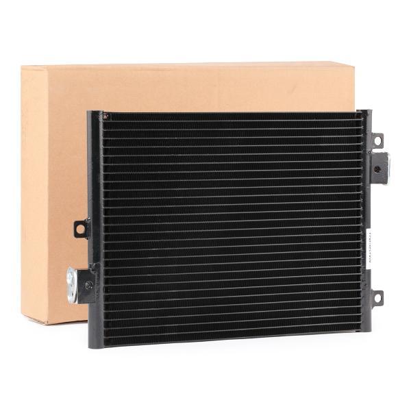 RIDEX Klimakondensator 448C0043 Kondensator,Klimakühler PORSCHE,911 996,BOXSTER 987,911 Cabriolet 996,CAYMAN 987,911 Targa 996