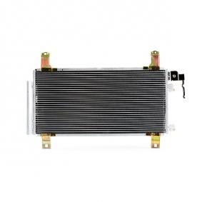 RIDEX  448C0057 Kondensator, Klimaanlage Kältemittel: R 134a