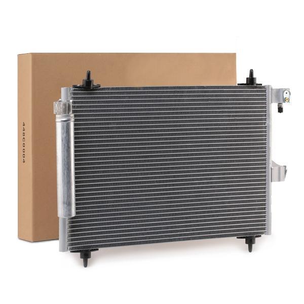 Klimakondensator 448C0060 RIDEX 448C0060 in Original Qualität