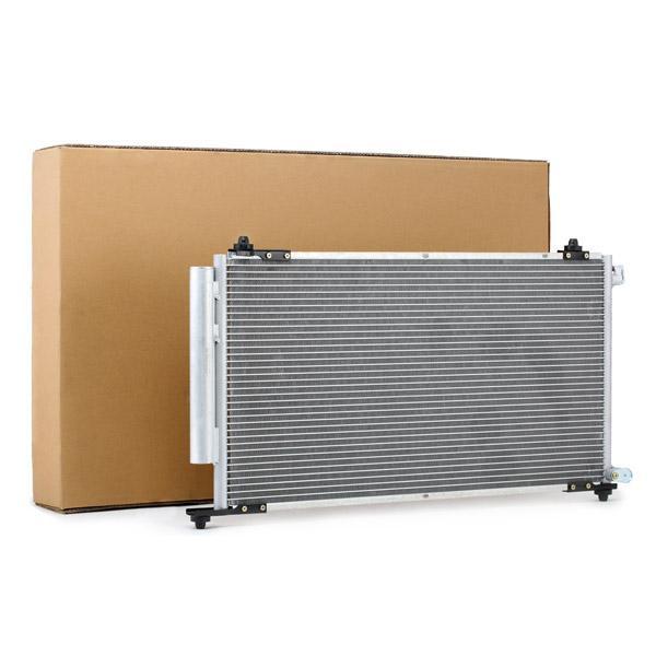 RIDEX Klimakondensator 448C0084 Kondensator,Klimakühler HONDA,CR-V II RD_