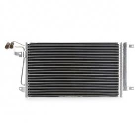 Kondensator, Klimaanlage Kältemittel: R 134a mit OEM-Nummer 6R0820411M
