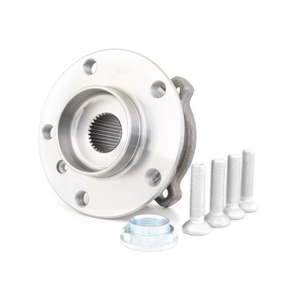 Hub Bearing RIDEX 654W0321 4059191161553