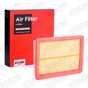 STARK Luftfiltereinsatz Filtereinsatz, Umluftfilter