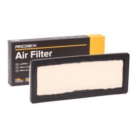 RIDEX Luftfiltereinsatz Filtereinsatz