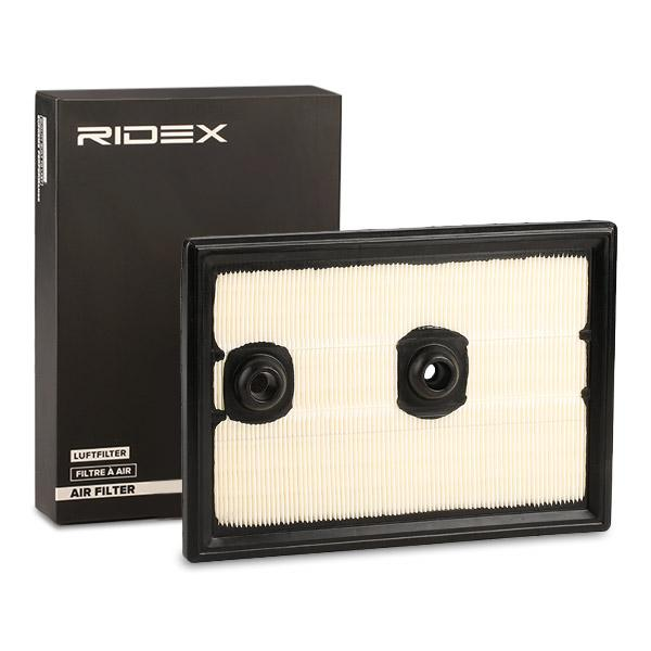 Air Filter RIDEX 8A0321 expert knowledge