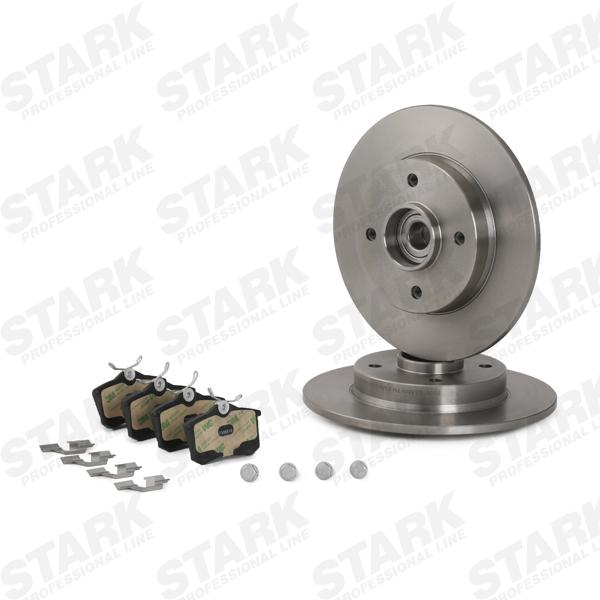 Jogo de travões, travões de disco STARK SKBK-1090078 classificação