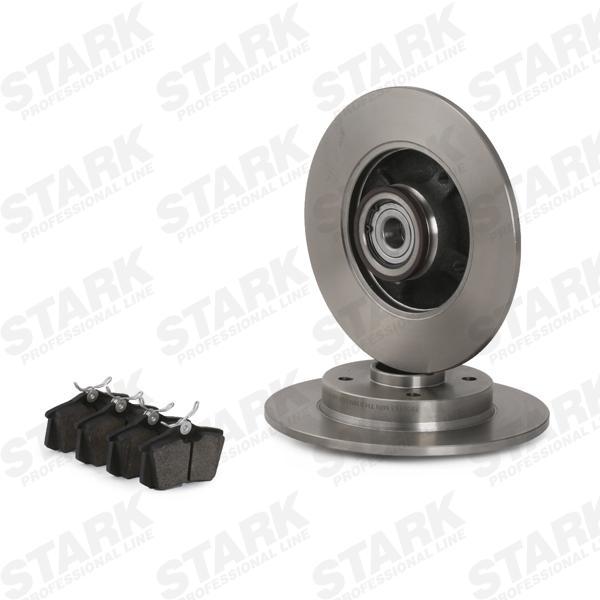 Jogo de travões, travões de disco STARK SKBK-1090078 conhecimento especializado