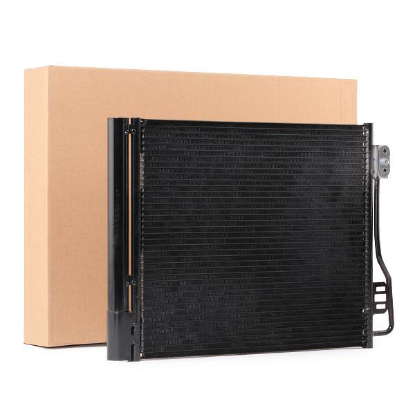 RIDEX Klimakondensator 448C0157 Kondensator,Klimakühler SMART,FORTWO Coupe 451,FORTWO Cabrio 451