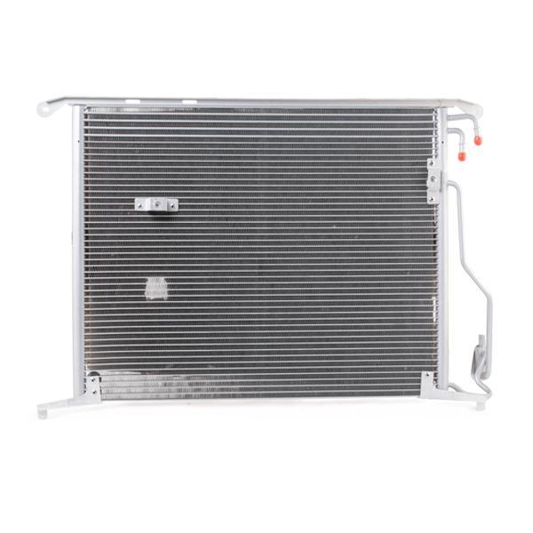 Kondensator Klimaanlage RIDEX 448C0162 Erfahrung