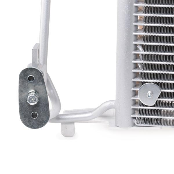 Kondensator Klimaanlage RIDEX 448C0162 4059191180103