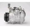 Airco DENSO Compressor, airconditioning PAG 46, Koelmiddel: R 134a