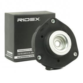 Touran 1T1, 1T2 1.9TDI Domlager und Wälzlager RIDEX 1180S0007 (1.9TDI Diesel 2010 BXE)