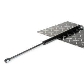 Heckklappendämpfer / Gasfeder Gehäuselänge: 316,5mm, Länge: 585mm, Hub: 250mm mit OEM-Nummer 04589630AC