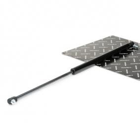 Heckklappendämpfer / Gasfeder Gehäuselänge: 316,5mm, Länge: 585mm, Hub: 250mm mit OEM-Nummer 04724743AD