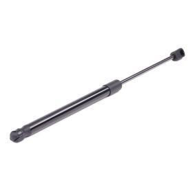 Heckklappendämpfer / Gasfeder Gehäuselänge: 250,5mm, Länge: 439mm, Hub: 159mm mit OEM-Nummer 7700828451