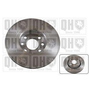 Bremsscheibe Bremsscheibendicke: 23,9mm, Lochanzahl: 4, Ø: 256mm mit OEM-Nummer 569008