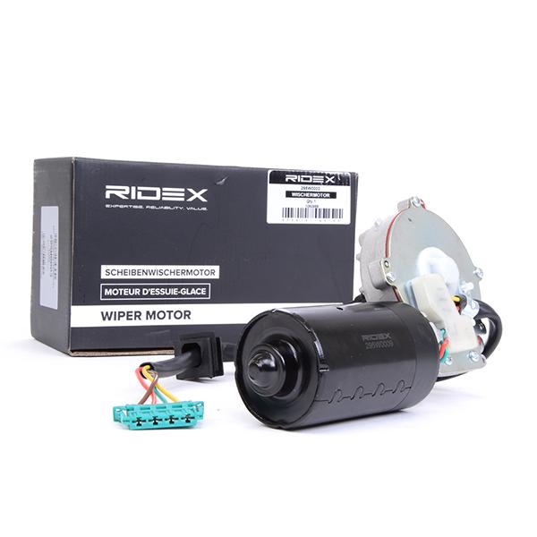 RIDEX  295W0009 Wischermotor