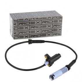 Sensor, Raddrehzahl Pol-Anzahl: 2-polig mit OEM-Nummer 34521182159
