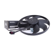 OEM Fan, radiator RIDEX 508R0002