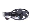 RIDEX Ventola di raffreddamento VW senza telaio ventola radiatore