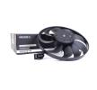RIDEX Radiator cooling fan