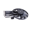Cooling fan RIDEX 508R0004