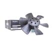 OEM Fan, radiator RIDEX 508R0009