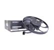 OEM Fan, radiator RIDEX 508R0012