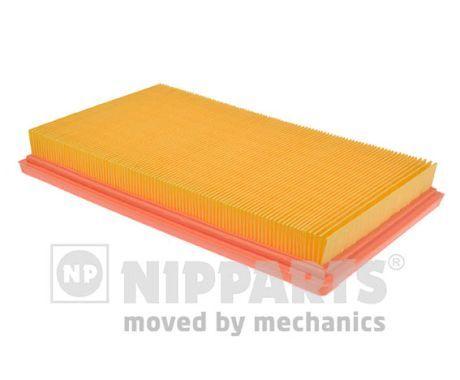 NIPPARTS  N1328050 Légszűrő Hossz: 280mm, Szélesség: 270mm, Magasság: 33mm