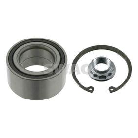 Set rulment roata Ř: 75,0mm, Diametru interior: 42,0mm cu OEM Numar 33416762317S1
