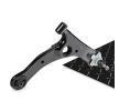 Barra de suspensión RIDEX 8062236 Eje delantero, derecha, Brazo oscilante transversal, con rótula de suspensión/carga