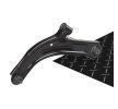 RIDEX Braccio sospensione RENAULT Assale anteriore Sx, Braccio trasversale oscillante