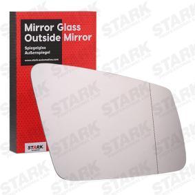 Spiegelglas, Außenspiegel mit OEM-Nummer 212 810 25 21
