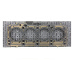 Zylinderkopfdichtung für VW TOURAN (1T1, 1T2) 1.9 TDI 105 PS ab Baujahr 08.2003 RIDEX Dichtung, Zylinderkopf (318G0135) für