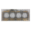 OEM Gasket, cylinder head RIDEX 318G0005