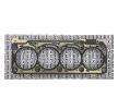 OEM Dichtung, Zylinderkopf RIDEX 8092846 für SSANGYONG