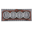 RIDEX Dichtung, Zylinderkopf 318G0002 für AUDI 100 (44, 44Q, C3) 1.8 ab Baujahr 02.1986, 88 PS