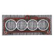 RIDEX Těsnění hlavy válců OPEL Tloušťka/síla: 1,8mm