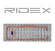 RIDEX Dichtungssatz, Zylinderkopfhaube 979G0039 für AUDI 100 (44, 44Q, C3) 1.8 ab Baujahr 02.1986, 88 PS