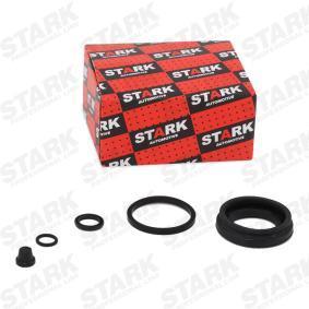 Repair Kit, brake caliper SKRK-0730077 POLO (9N_) 1.2 MY 2003