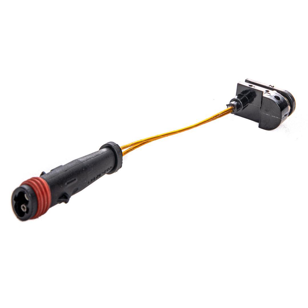 RIDEX  407W0017 Warnkontakt, Bremsbelagverschleiß Länge: 95mm