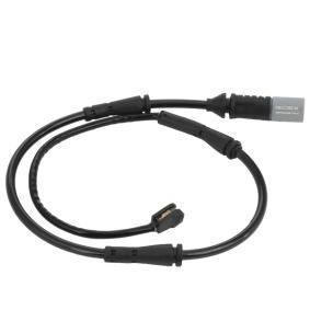 RIDEX  407W0075 Warnkontakt, Bremsbelagverschleiß Länge: 675mm