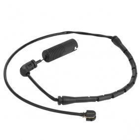 RIDEX  407W0030 Warnkontakt, Bremsbelagverschleiß Länge: 650mm