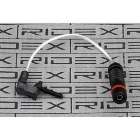 RIDEX Warnkontakt, Bremsbelagverschleiß 407W0051