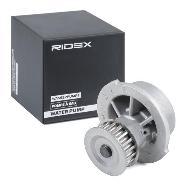 Wasserpumpe RIDEX 1260W0060 Erfahrung