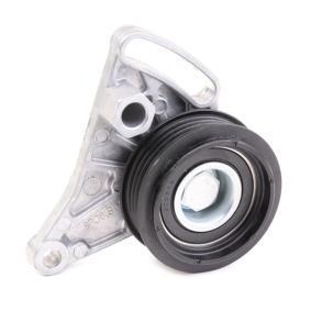 Spannrolle, Keilrippenriemen VW PASSAT Variant (3B6) 1.9 TDI 130 PS ab 11.2000 RIDEX Spannrolle, Keilrippenriemen (310T0002) für